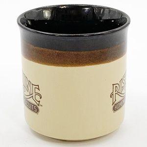 Vintage Kitchen - Vintage Hardees Coffee Mug Rise and Shine 1986